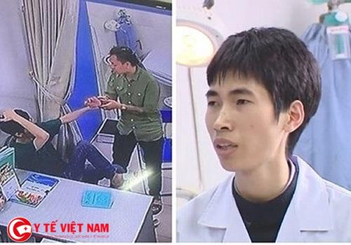 Bác sĩ bị đánh ở BV Xanh Pôn xin nghỉ việc vì hoang mang, sợ hãi