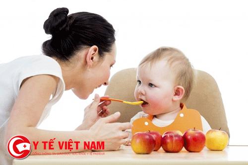 Chế độ dinh dưỡng cho trẻ em như thế nào là tốt nhất?