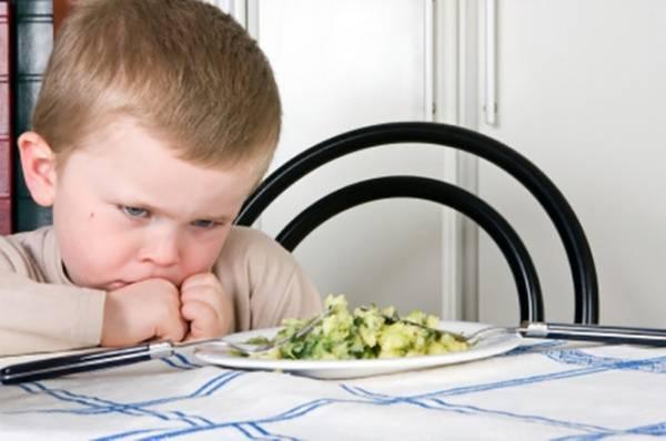 Truy tìm thủ phạm khiến trẻ biếng ăn