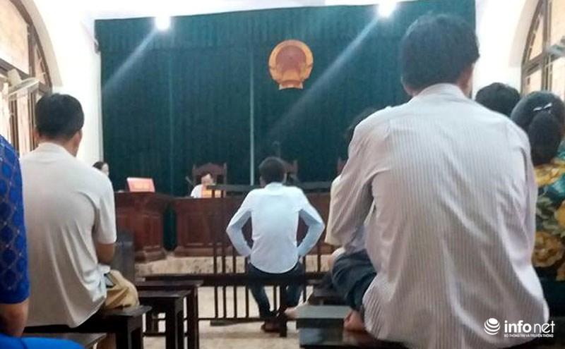 Đối tượng làm bác sĩ BVĐK Thạch Thất chấn thương sọ não lãnh án 9 tháng tù