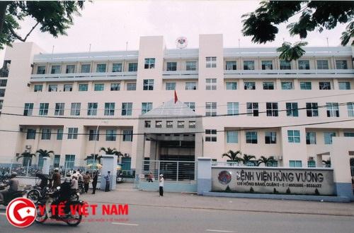 Bệnh viện Hùng Vương chính thức thông báo tuyển dụng năm 2018