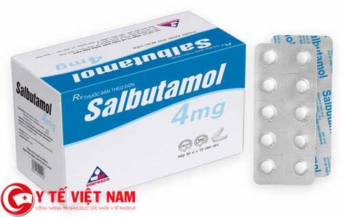 Cách sử dụng thuốc Salbutamol 4mg như thế nào?