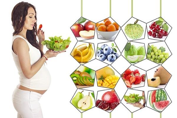 Nhu cầu dinh dưỡng cho phụ nữ có thai