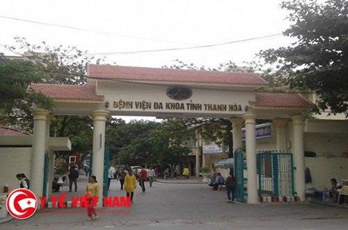 Bệnh viện Đa khoa tỉnh Thanh Hóa thông báo tuyển dụng viên chức năm 2017