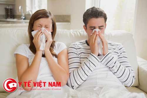"""Mùa đông: """"mùa"""" của bệnh viêm mũi dị ứng"""